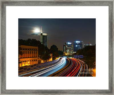 Highway To Essen Framed Print