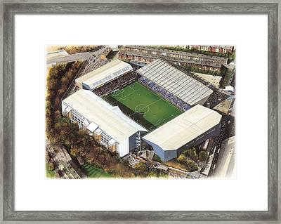 Hillsborough - Sheffield Wednesday Framed Print