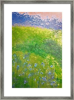Hillside By Jrr Framed Print by First Star Art
