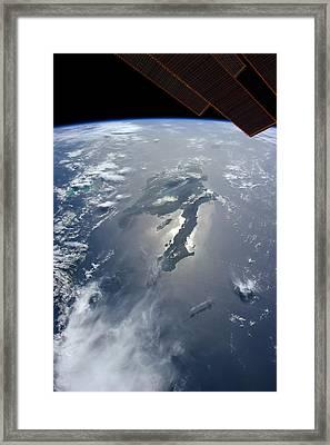 Hispaniola Framed Print