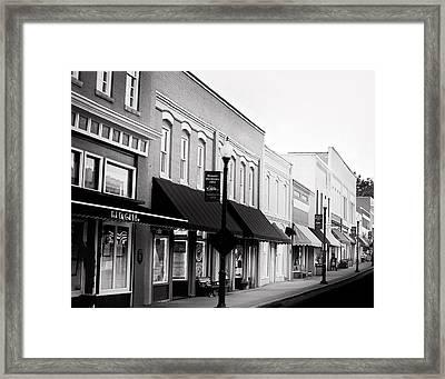 Historic Apex Framed Print