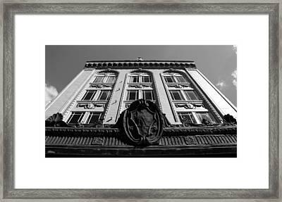 Historic Krest Framed Print