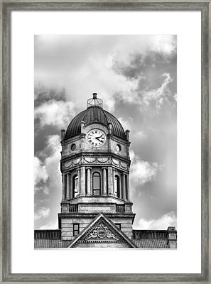 Historic Ohio Framed Print by Dan Sproul
