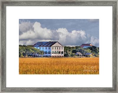 Historic Pelican Inn Framed Print