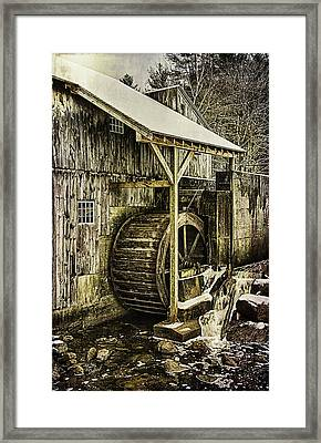 Historic Taylor Mill Framed Print