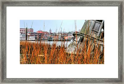 Historic Wilmington Framed Print by JC Findley