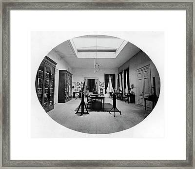 Historical Astronomical Instruments Framed Print