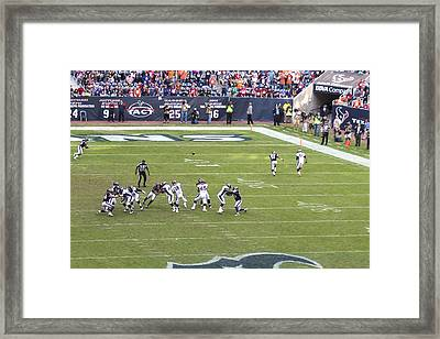 History Maker Framed Print by Brian Harig