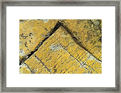 History Of Earth 3 Framed Print by Heiko Koehrer-Wagner