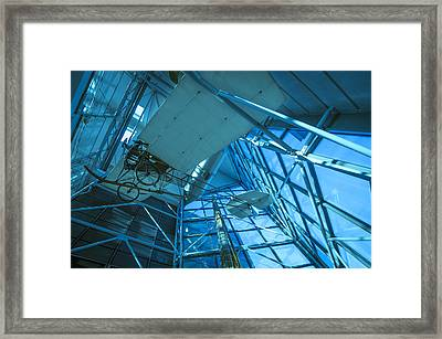 History Of Flight 2 Framed Print by Akos Kozari