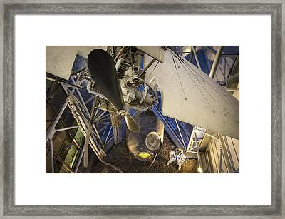 History Of Flight Framed Print by Akos Kozari