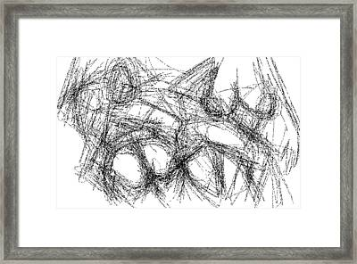 History Of Sexuality  Framed Print by Paul Sutcliffe