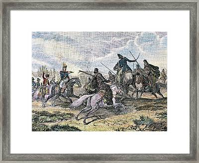 History Of The Napoleonic Empire (xviii Framed Print by Prisma Archivo