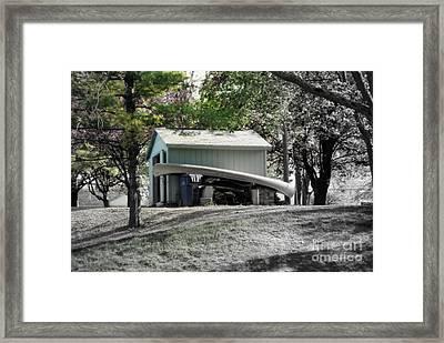 Hobbiest Framed Print by Jackie Bodnar