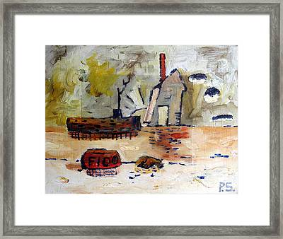 Hobe Sweet Hobe Archived Framed Print by Charlie Spear