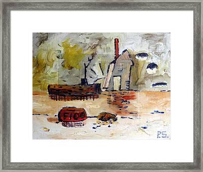 Hobe Sweet Hobe Archived Framed Print by Charlie Spear