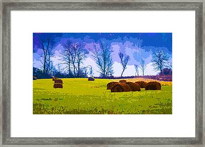 Hocking Hills 10 Framed Print by Brian Stevens