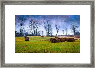 Hocking Hills 9 Framed Print by Brian Stevens