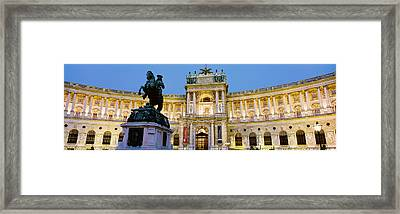 Hofburg Palace, Vienna, Austria Framed Print by Panoramic Images