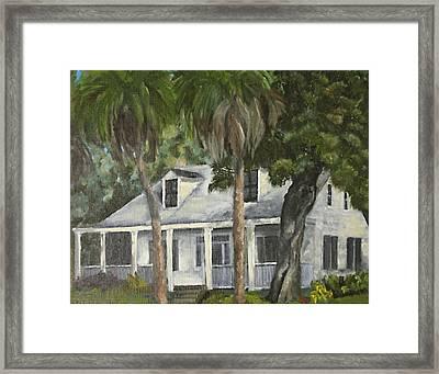 Hoffman House Framed Print by Susan Richardson