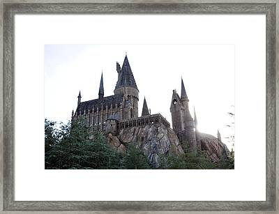 Hogwarts Full Framed Print