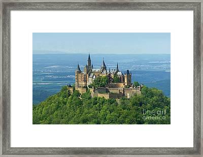 Hohenzollern Castle 5 Framed Print