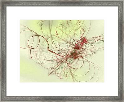 Hokedlik Framed Print by Jeff Iverson
