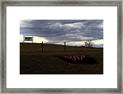 Hokie Pride 2 Framed Print