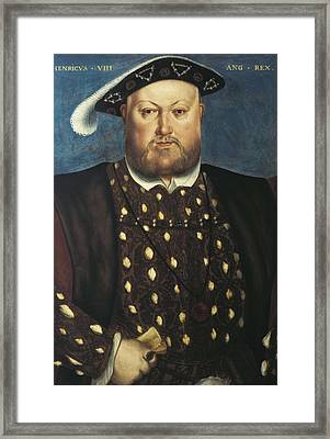 Holbein, Hans, The Younger 1497-1547 Framed Print