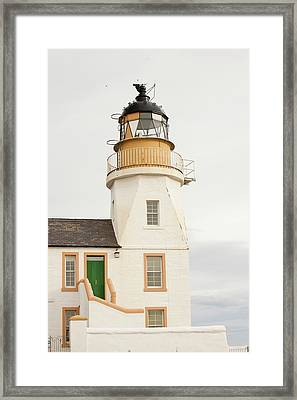 Holborn Head Lighthouse Framed Print