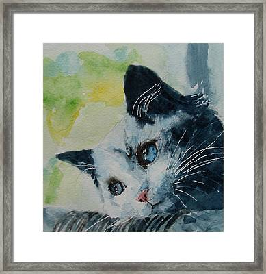Hold Me Closer Tiny Dancer Framed Print