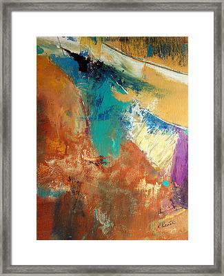 Hold On Until Tomorrow Framed Print by Ruth Palmer