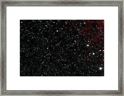 Holda Asteroid Framed Print by Nasa/jpl-caltech