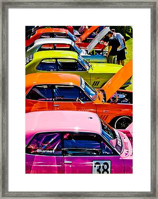 Holden Colors Framed Print by Phil 'motography' Clark