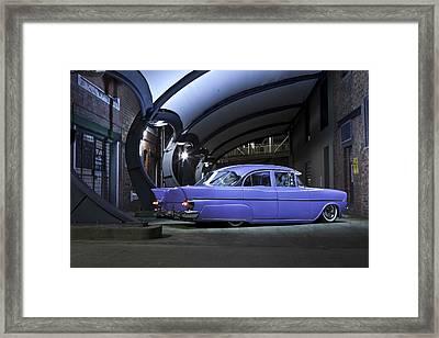 Holden Ek 1961 Framed Print by Gianfranco Weiss