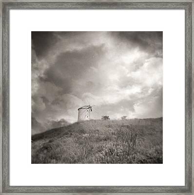 Holga Dream Framed Print