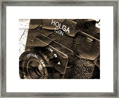 Holga 120n Framed Print by Mike McGlothlen