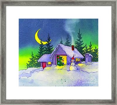 Holiday Cheer Framed Print