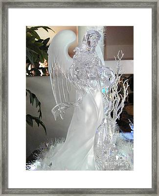 Holiday Guardian Framed Print