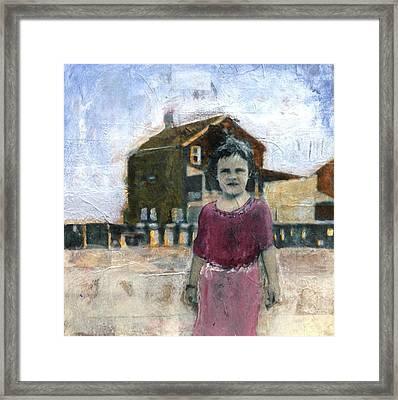 Holiday Framed Print by Susan McCarrell