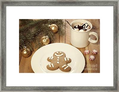 Holiday Treats Framed Print