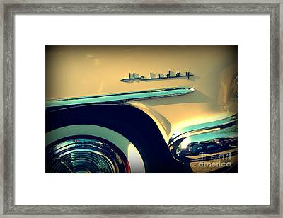 Framed Print featuring the photograph Holiday by Valerie Reeves