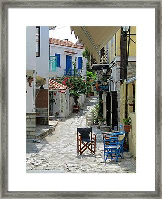 Holidays Gone Framed Print by Andrew James