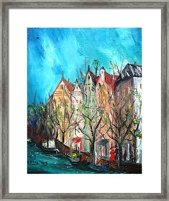 Holland Framed Print by Doris Cohen