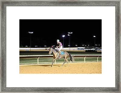 Hollywood Casino At Charles Town Races - 121224 Framed Print
