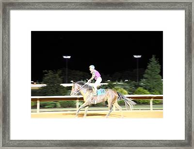 Hollywood Casino At Charles Town Races - 121225 Framed Print