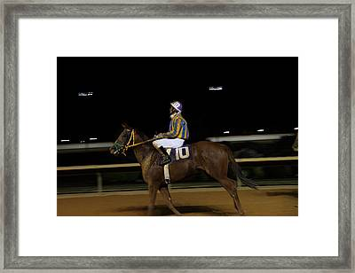 Hollywood Casino At Charles Town Races - 121232 Framed Print by DC Photographer