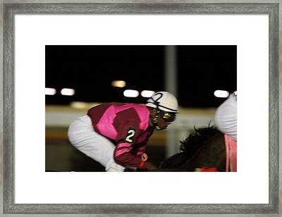 Hollywood Casino At Charles Town Races - 121244 Framed Print