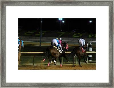 Hollywood Casino At Charles Town Races - 121248 Framed Print by DC Photographer