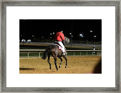 Hollywood Casino At Charles Town Races - 121253 Framed Print by DC Photographer